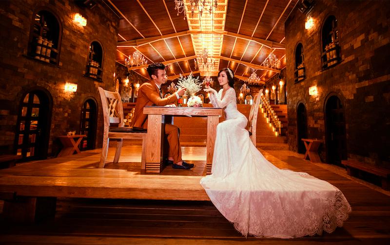 cherry-wedding-studio chụp ảnh cưới phim trường long island